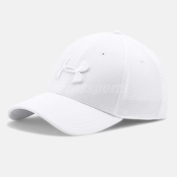 Under Armour Blitzing II Stretch Fit Baseball Hat 8ad3bc9cf558